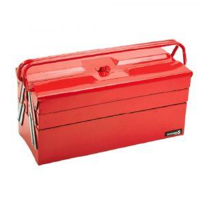 Caja herramientas 5 bandejas 495x200x230 DOGHER