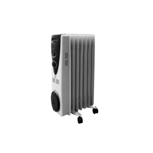Radiador de Aceite 1500W EDM