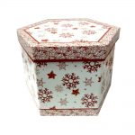 Caja Decorativa para Navidad Surtido