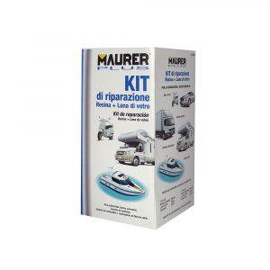 Kit de Reparación Fibra de Vidrio y Resina AFT