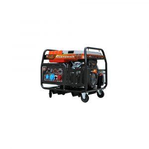 Generador Monofásico y Trifásico Cervascán 12000W Genergy