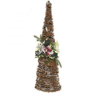 Árbol de Navidad Original Madera Ratán Item