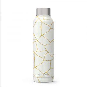 Botella Agua Reutilizable Acero Inoxidable Kintsugi