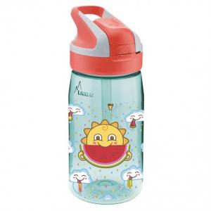Botella de Agua con Pitorro Tritan Infantil Summit Laken
