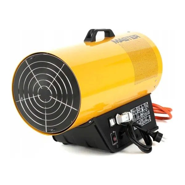 Calefactor Butano Cañón BLP 53ET Master Dantherm