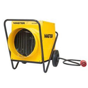 Calentador Aire Electrico B 18 Master Dantherm
