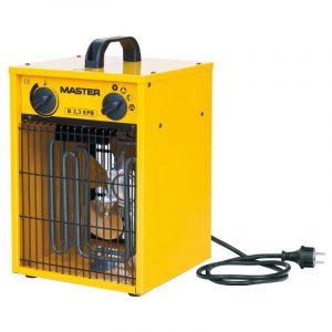 Calentador Electrico Aire B 3 Master Dantherm