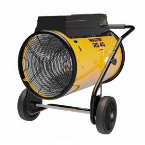 Calefactores Master RS 40 Calentador Eléctrico Industrial