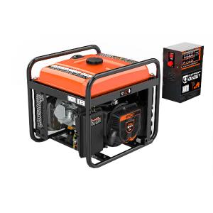 Generador Automatico Creta ATS Inverter Genergy