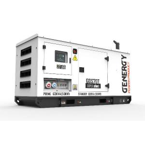 Equipo Electrogeno Diésel GDS70T Genergy