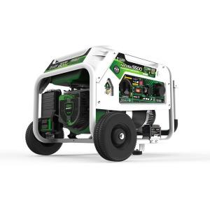 Generador Electrico a Gas Natura 5500 Genergy