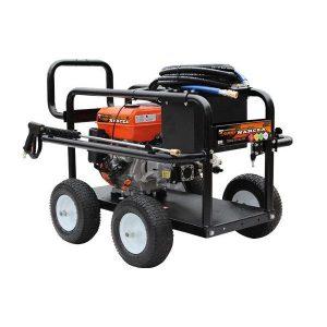 Hidrolimpiadora a Gasolina Narcea 275BAR 900L/H Genergy